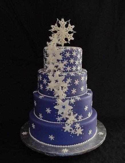 Wedding Cake Najlepse Torte - Beautiful Cake
