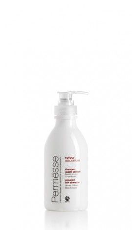 COLOURED HAIR SHAMPOO 250 ml – 1000 ml Extra delicate cleansing for healthy hair and long lasting colour. M4 PEPTIDES COMPLEX: Forms a protective film around the hair fiber that lasts in time, even after rinsing. LYCHEE EXTRACT: Very rich in vitamin C and natural antioxidants, it acts on two levels: externally, it protects colour …
