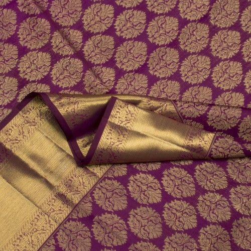 Kanakavalli Handwoven Kanjivaram Silk Sari - way too expensive but the right look