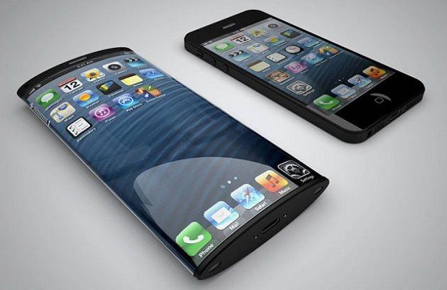 iPhone s novou technológiou OLED