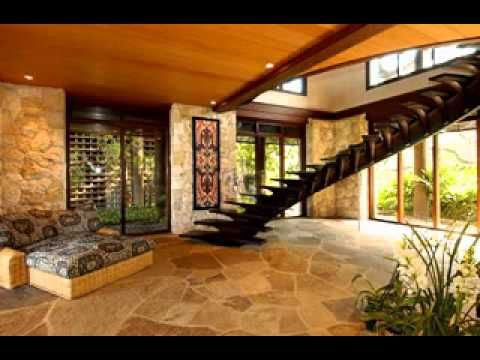 Maui Hawaii United States North America A Staircase At Kanaha Beach Estate In
