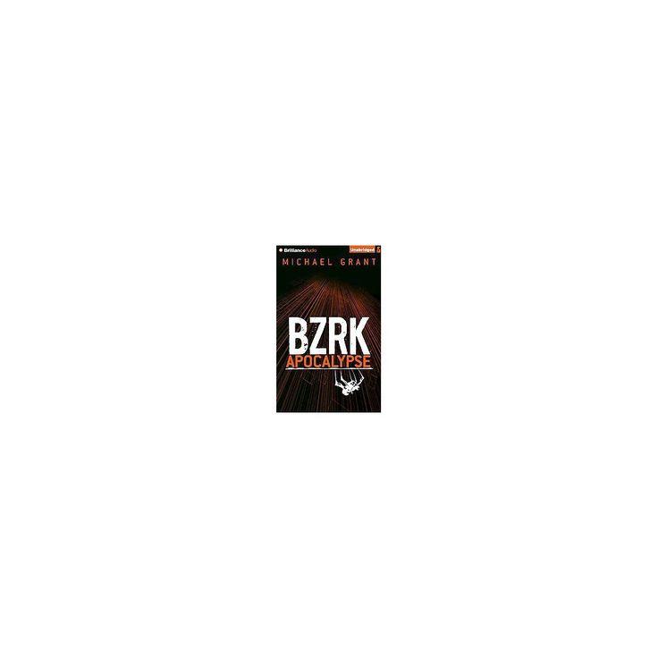 Bzrk Apocalypse, Books