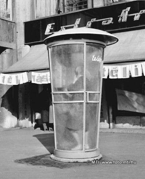 Telefonfülke Budapest, 1964
