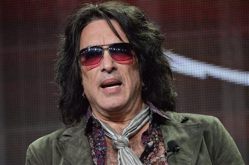 Shoulder surgery keeps Paul Stanley from KISS benefit show