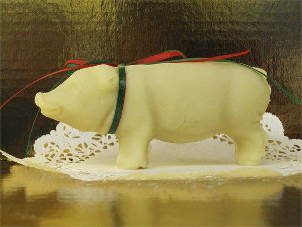 Sydney Christmas 2010 | The Standard of Taste  |Scandinavian Marzipan Pig