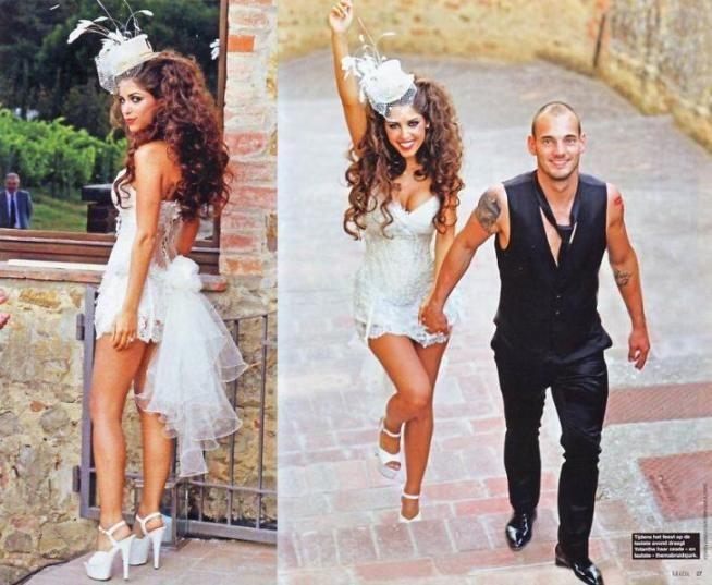 Wedding dresses Yolanthe Cabau van Kasbergen