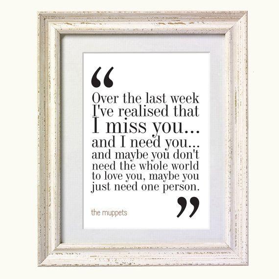 Muppet Quotes Life Quotesgram: Muppet Movie Quotes. QuotesGram