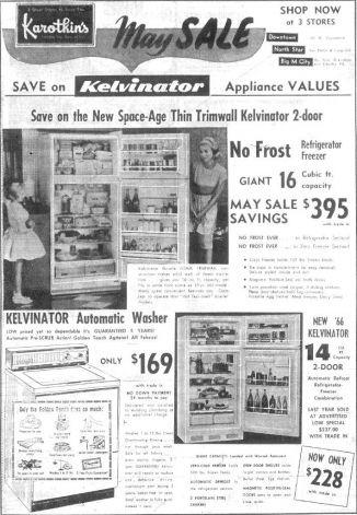 91 Best Images About Kelvinator On Pinterest Home