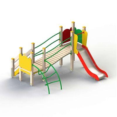 005111 - Детский игровой комплекс