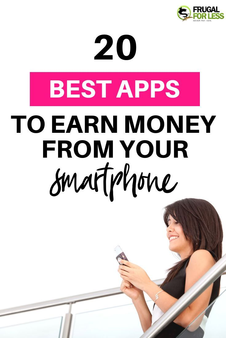 20 Best Apps To Earn Money From Your Smartphone