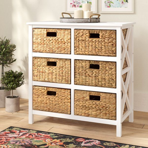 Schimpl 3 Tier X Side 6 Drawer Accent Chest Accent Chest Accent Cabinet Furniture Sale