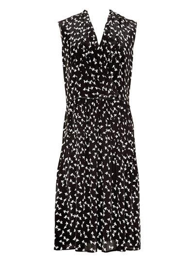 Dress, $375    Fleur Wood