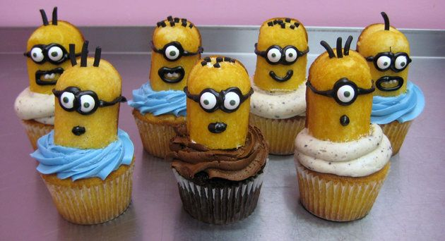 Twinkie Minion Printable | Sweet Retreat made Twinkie minions during the movie run of ...