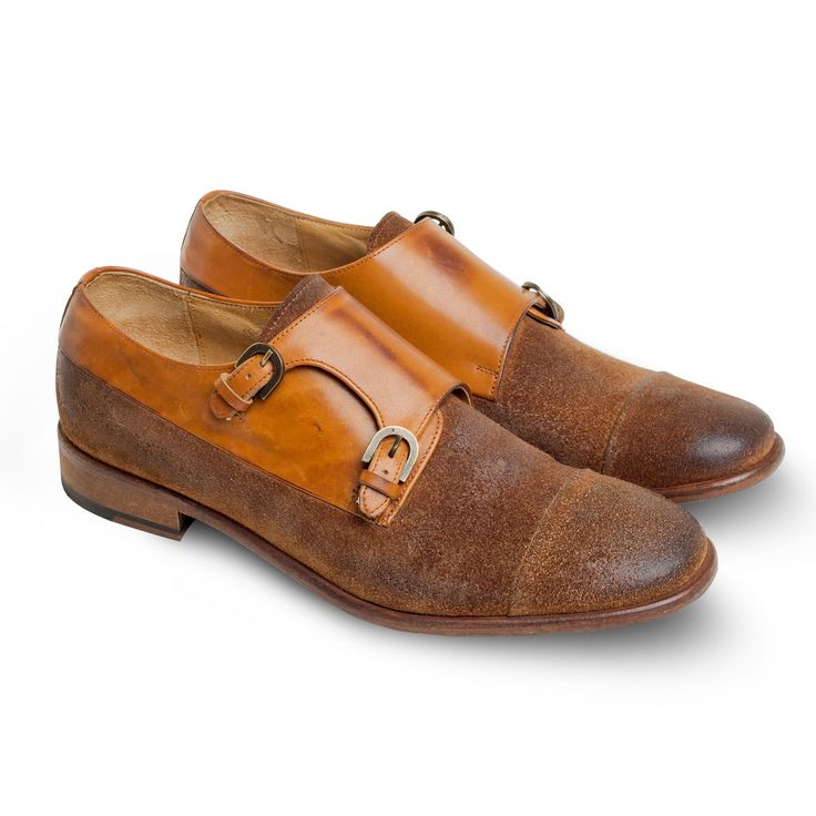 Leather and suede loafer. Men's LoafersLoafer ShoesMen's ...