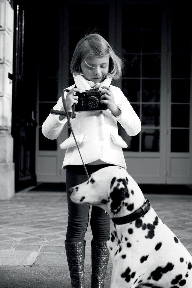 early photographerLittle Girls Style, Kids Fashion, Black White, Children, Dalmatians Dogs, Kids Clothing, Furries Friends, Dalmatians Plantations, Baby Dior