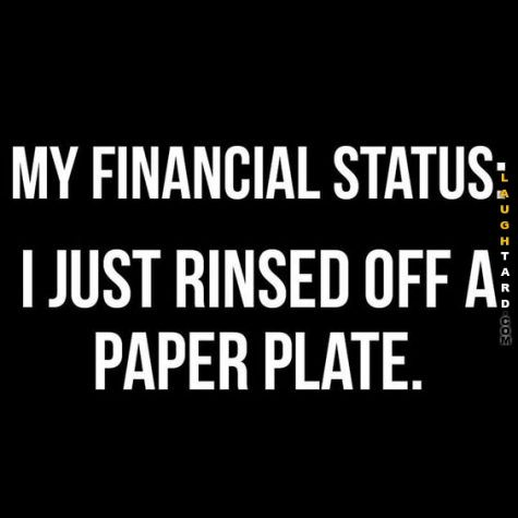 My financial status #lol #laughtard #lmao #funnypics #funnypictures #humor  #money