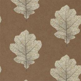 Sanderson Oak Filigee DWOWP215701