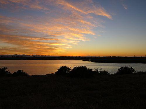 074 Sunrise from 05:00 at Kuifkopvisvanger