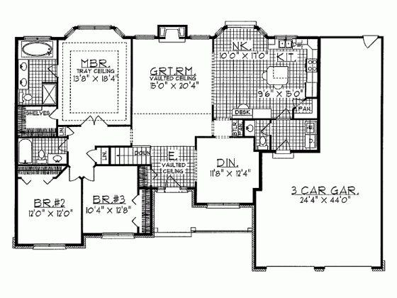 56 Best House Plans Images On Pinterest Life