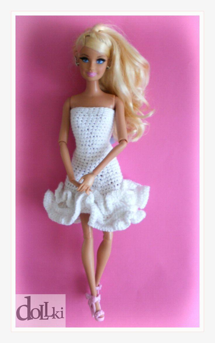 760 best Barbie images on Pinterest | Häkelpuppen, Barbiekleidung ...