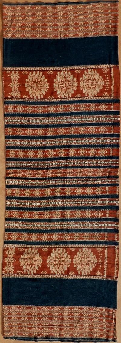 Ikat sarong from Savu, Savu Group, Indonesia
