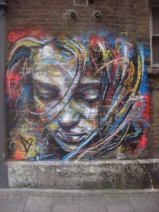 .: Wall Art, 3D Street Art, Street Artists, Wallart, London Street, Street Art Utopia, Streetartutopia, David Walker, Graffiti Art