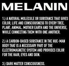 melanin black people - Google Search