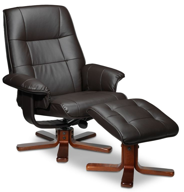 Leons Leather Dining Chairs