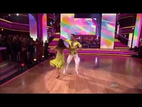 William Levy dançando salsa no dancing with the stars - YouTube