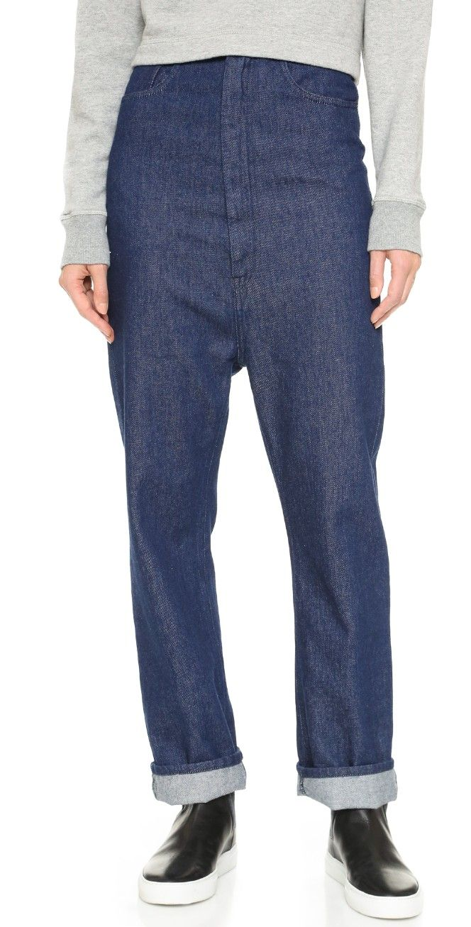 MM6 Drop Crotch Jeans | SHOPBOP