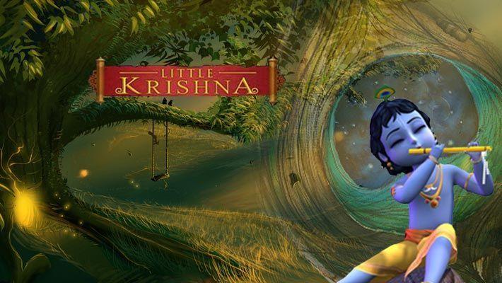 Little Krishna on Morpheusmediaworks                              …