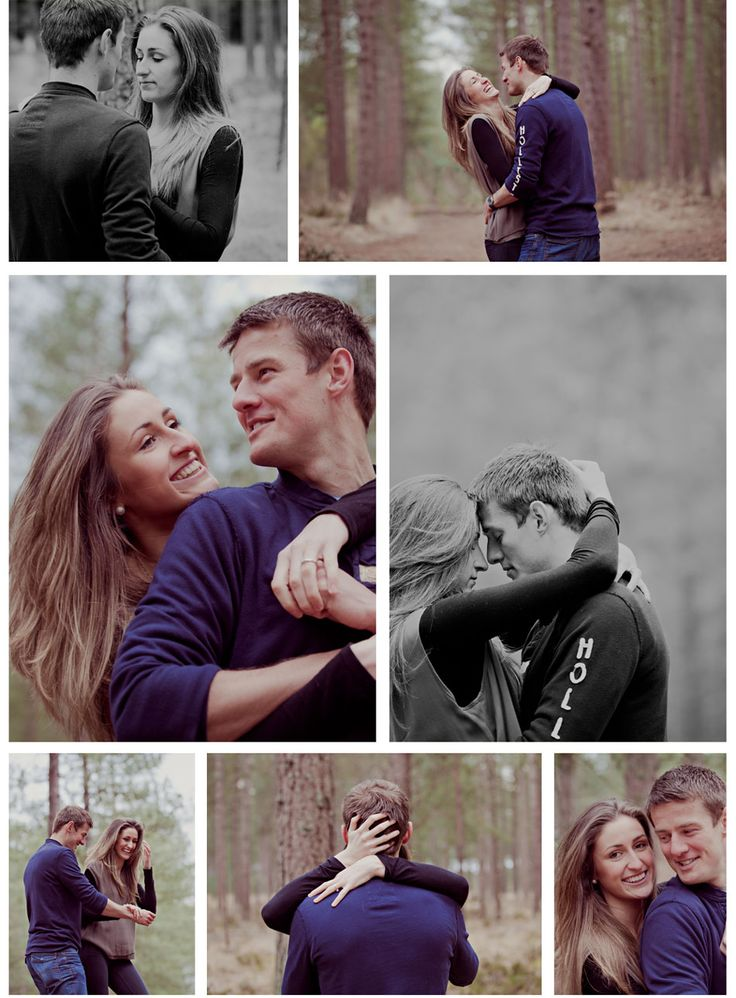 Inspiration for Engagement Photoshoot by Gracie May Photography