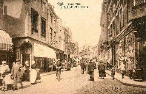 Lange Delft in Middelburg