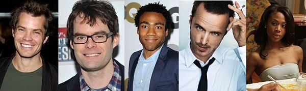 Who would YOU choose as the 4 new Ghostbusters for Ghostbusters 3?