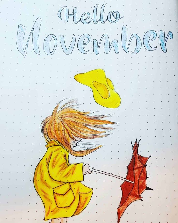 FABULOUS November Bullet Journal Themes {Cover pages and plan with me videos to inspire you!}