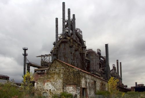 Abandoned Factory - Bethlehem Steel