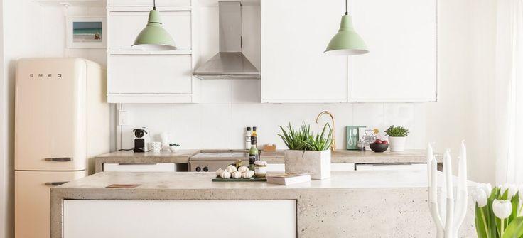 Baño Reciclado Microcemento:Post: Encimera de hormigón –> blog decoracion interiores, cemento