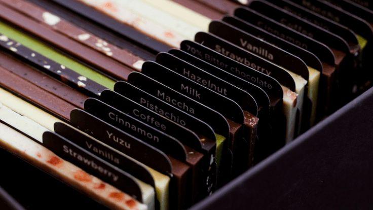アンダーズ チョコレート ライブラリー