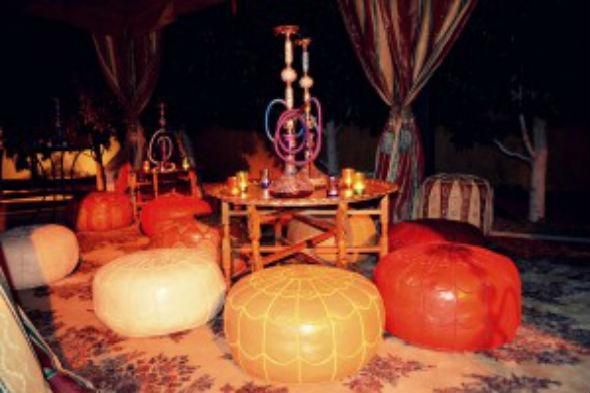 Moroccan Theme Party Ideas