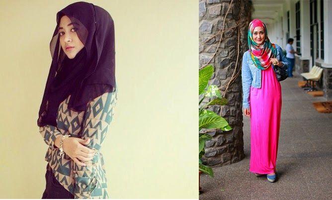 Tips Kombinasi Casual Hijab Dengan Pakaian Terbaru