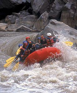 River Recreation near Moab, Utah - Plan the perfect raft, kayak, or canoe trip.
