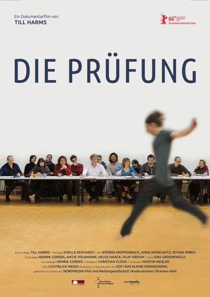 Gemischtes Doppel: Ach, diese Lücke, diese entsetzliche Lücke von Joachim Meyerhoff (Roman) und: die Prüfung von Till Harms (Film)