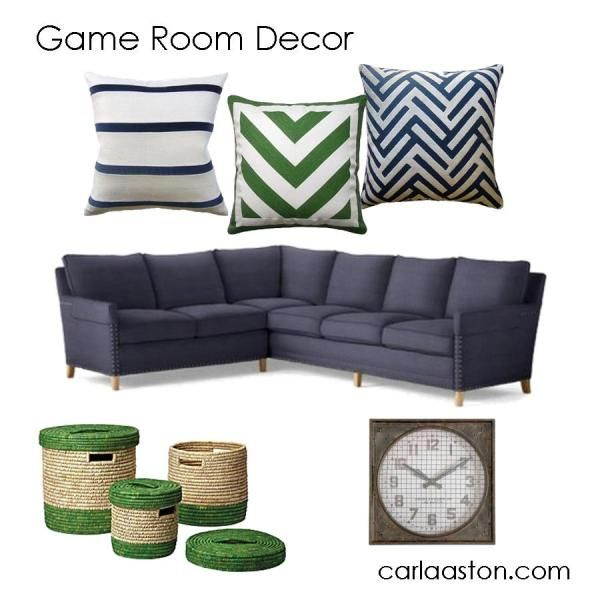 10 Must Have Furnishings Decor For Your Game Room