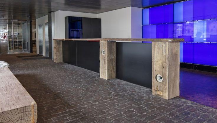 Rustikt barbord - Thors Design - Thors-Design