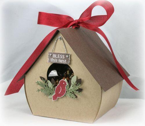Birdhouse box 2