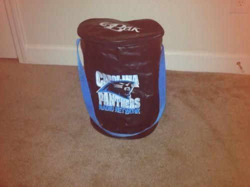 BELK Carolina Panthers Radio Network Cooler Bag Black #belk