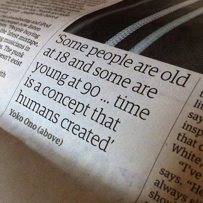 #age is just a word