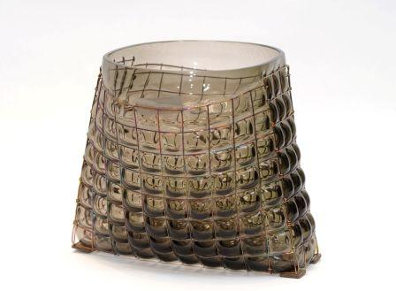 Vase verre chez Maniglier