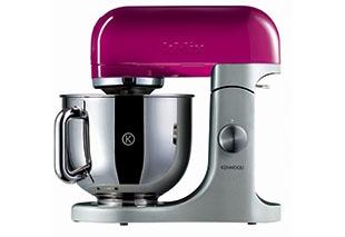 Kenwood kMix Boutique Kitchen Machine - Passion Pink