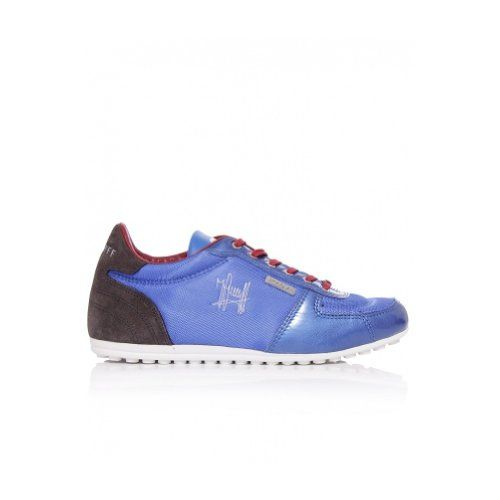 Cruyff Classics Men's Alano Trainers BLUE/GREY